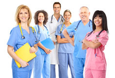 Medici Fotografie Stock