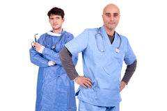 medici Immagine Stock Libera da Diritti
