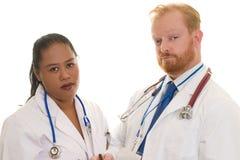 Medici Fotografia Stock