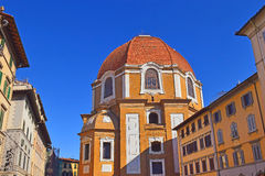 Medici Chapels Cappelle medicee, Florence, Italy Stock Image
