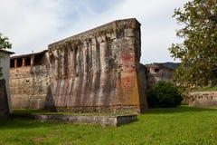 Medici Fortress. Sansepolcro. Italy. Stock Photography