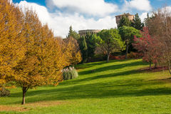 Medici Fortress in Volterra Royalty Free Stock Photography