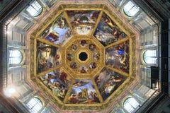Medici kapell, Florence fotografering för bildbyråer
