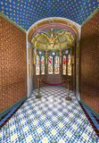 Medici kapell i chateauen Blois arkivfoto