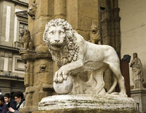 Medici Lion by Vacca stock photography