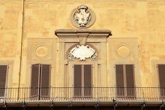 Medici Riccardi Palace, Florence, Italy Royalty Free Stock Photos