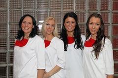 Medici in uniforme Fotografie Stock