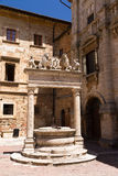 Medici well arkivfoton