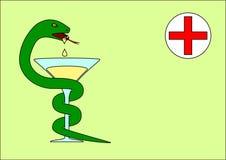 medicin royaltyfri fotografi