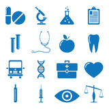 Medicin stock illustrationer