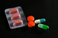 medicin arkivfoton