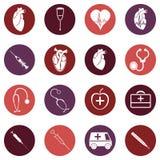 Medicin royaltyfri illustrationer