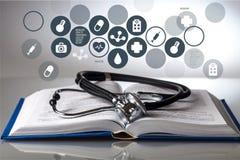 medicin för hygien för omsorgsögonsjukvård arkivfoto