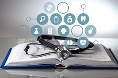medicin för hygien för omsorgsögonsjukvård royaltyfri bild