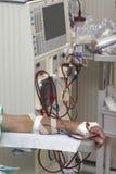 medicin för njure för omsorgsdialysishälsa Royaltyfri Foto