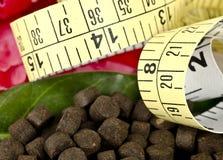 Medicin för viktförlust arkivbilder