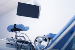 Medicin och hälsovård, gynekologisk service Fotografering för Bildbyråer