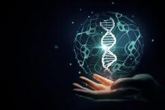 Medicin- och innovationbegrepp Royaltyfria Bilder