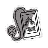 Medicin och teknologi vektor illustrationer