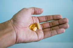 Medicina à disposição Foto de Stock
