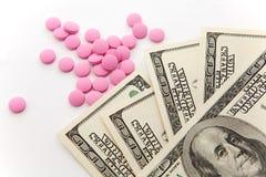 A medicina é um negócio Foto de Stock