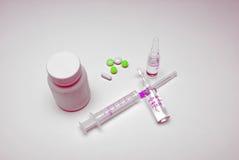 Medicina Fotografía de archivo libre de regalías