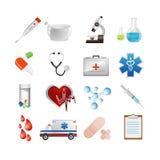 Medicina ilustração royalty free