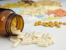 Medicina fotografia stock libera da diritti