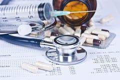 medicina imagens de stock