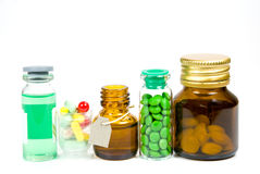 Medicina Imágenes de archivo libres de regalías