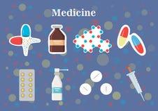 medicina libre illustration