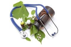 Medicina alternativa Foto de Stock