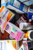 Medicina assortita Immagine Stock