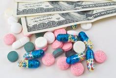 Medicina cara Fotografia de Stock