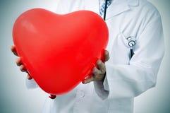 Medicina cardiovascolare Fotografia Stock Libera da Diritti