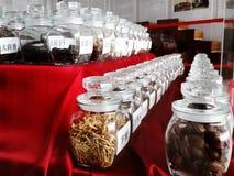 Medicina china tradicional imágenes de archivo libres de regalías