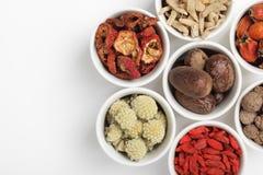 Medicina chinesa tradicional Fotos de Stock Royalty Free