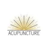 Medicina chinesa tradicional de Acupunkture, Imagem de Stock Royalty Free