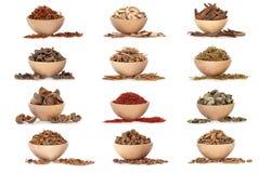 Medicina cinese tradizionale Fotografia Stock