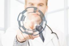 Medicina, cuidados médicos e todas as coisas relativos Fotografia de Stock Royalty Free