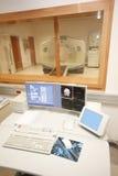 Medicina de la tomografía computada Fotos de archivo libres de regalías