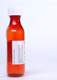 Medicina de la tos Fotos de archivo