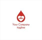Medicina del sangue Immagine Stock Libera da Diritti