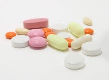 Medicina delle pillole Fotografia Stock