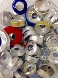 Medicina di alluminio della copertura Immagine Stock