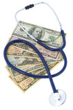 Medicina di vendita Immagini Stock