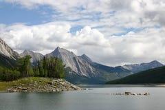 Medicina do lago no jaspe Fotografia de Stock Royalty Free