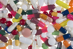 Medicina - droghe fotografia stock libera da diritti