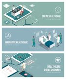 Medicina e sanità illustrazione di stock