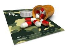 Medicina militar libre illustration